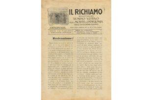 Richiamo n. 16 - Luglio 1933