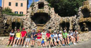 18 giugno 2018: Primo turno estivo al preseminario San Pio X