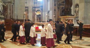 Papa Giovanni torna a Bergamo