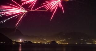 Capodanno 2018 sul lago di Como