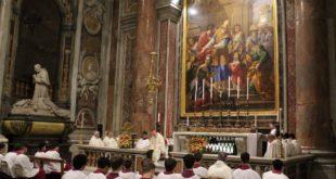 16 gennaio 2019: Festa al Preseminario San Pio X