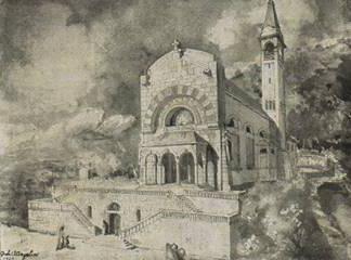 Foto storica di valle