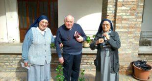 3 settembre 2020: padre Piero Quiriti è tornato alla Casa del Padre