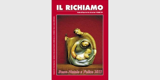 Il Richiamo - Dicembre 2010