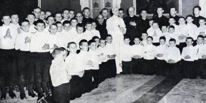 Castel Gandolfo - 2 Ottobre1952