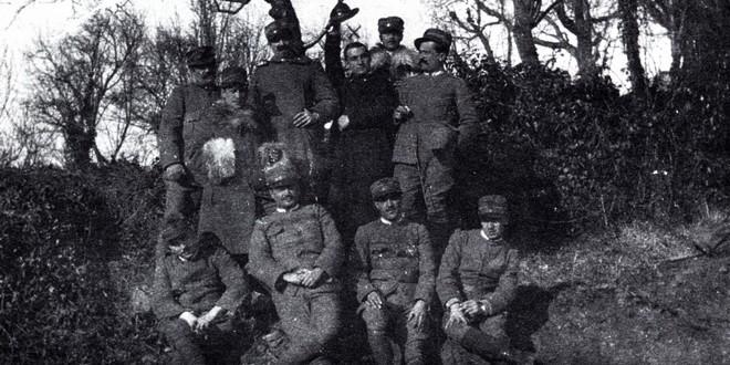 Giugno 1914 - Gennaio 1917