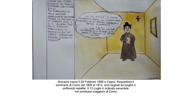 Il Fumetto di Don Giovanni Folci