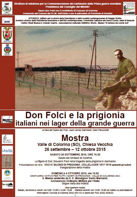 Mostra Don Folci e la prigionia