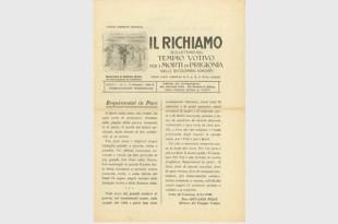 Richiamo Numero 4 - Novembre 1930
