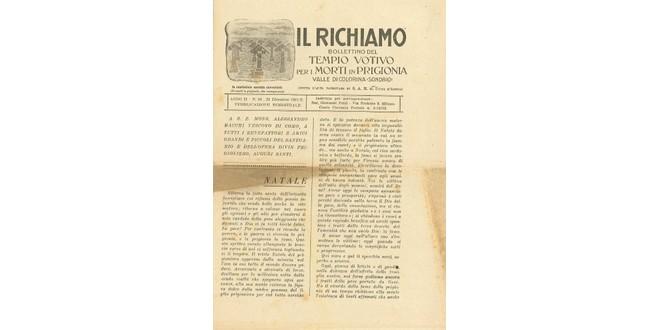 Richiamo n.10 - Dicembre 1931