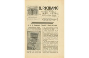 Richiamo n.9 - Agosto 1931