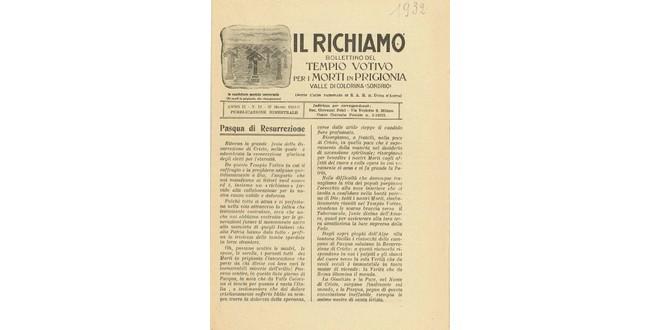 Richiamo n.11 - Marzo 1932