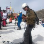 Gita sulla neve chierichetti