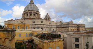 Vaticano: cupolone