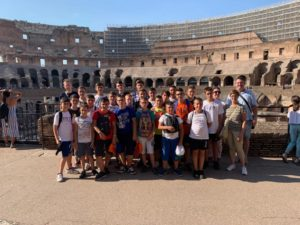 30 luglio 2019 – si conclude felicemente l'esperienza estiva del preseminario San Pio X