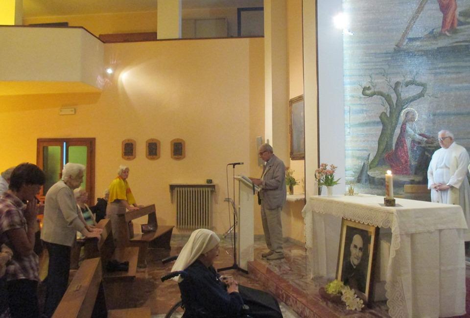 13 luglio 2019 – 106° anniversario della Prima Messa di don Giovanni Folci