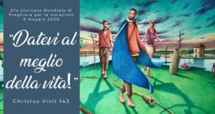 57° Giornata Mondiale di Preghiera per le Vocazioni