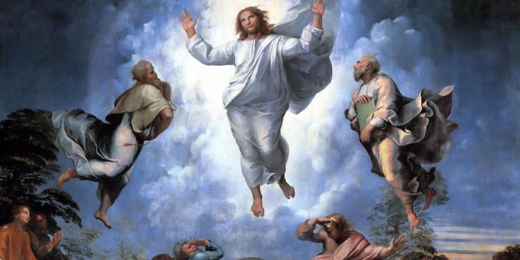 Trasfigurazione Raffaello