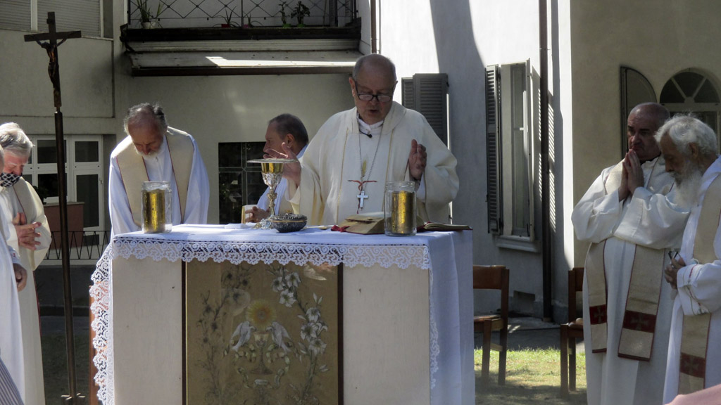 10 luglio 2021: 108° anniversario della Prima Messa